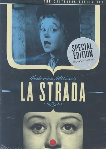 LA STRADA BY FELLINI,FEDERICO (DVD)