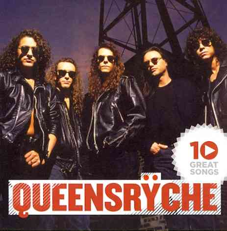 10 GREAT SONGS BY QUEENSRYCHE (CD)